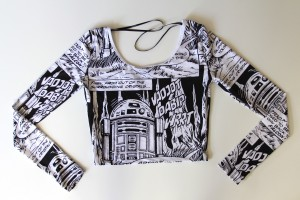 Review – Forever 21 R2 top