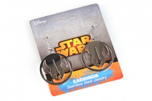 Thinkgeek - Jedi Order earrings by SalesOne LLC