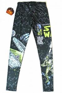 We Love Fine - Marvel Comic cover leggings (back)
