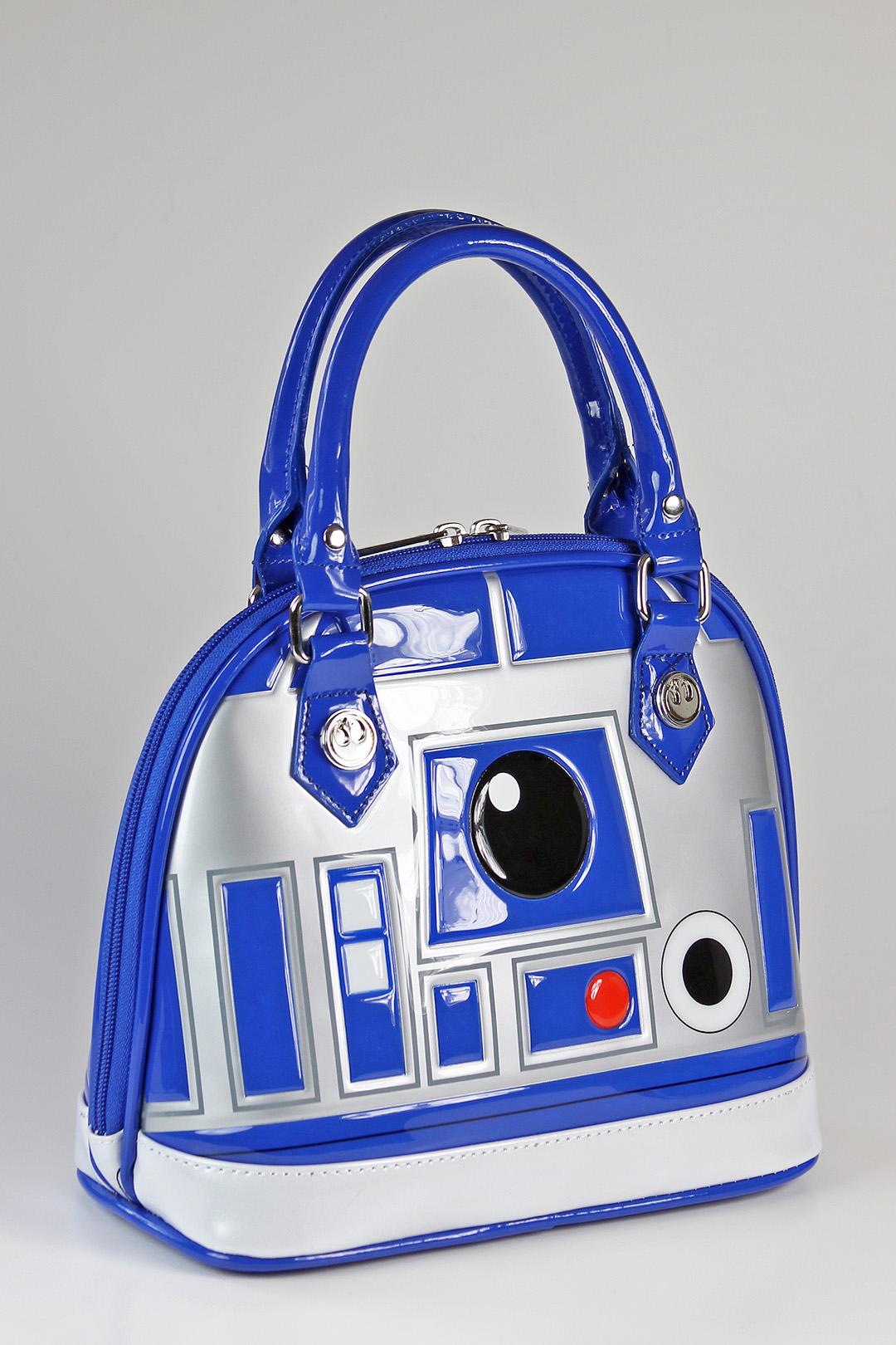 Loungefly - R2-D2 handbag (front)