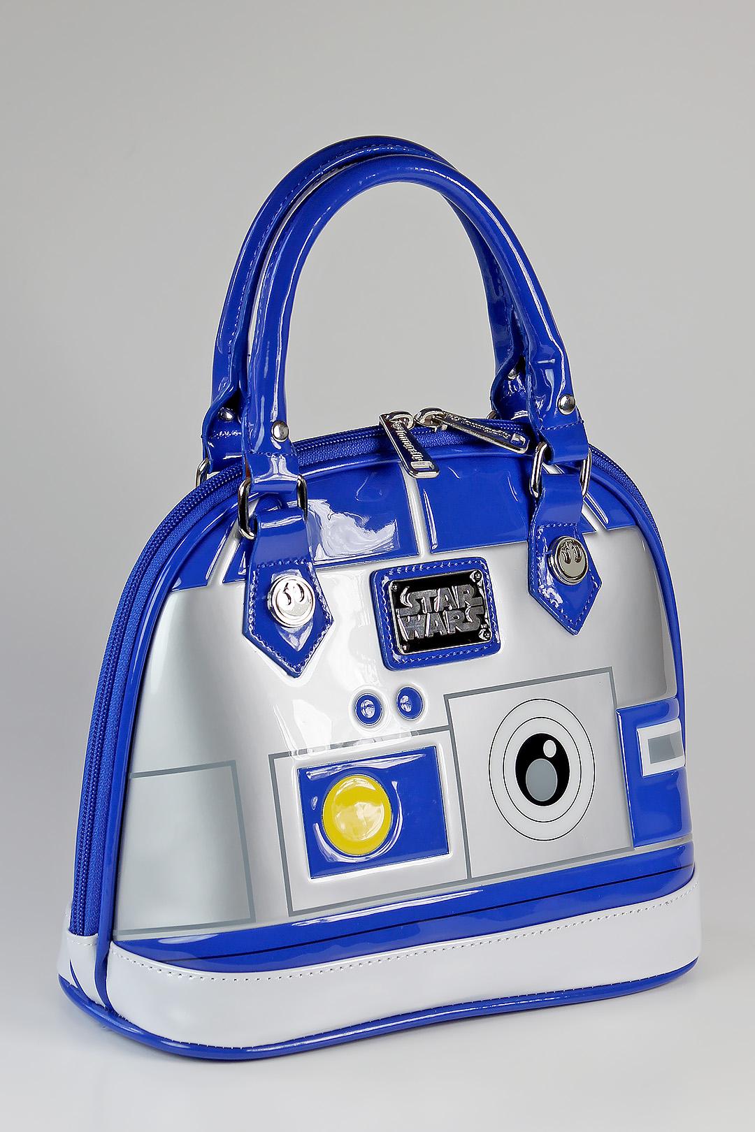 Loungefly - R2-D2 handbag (back)