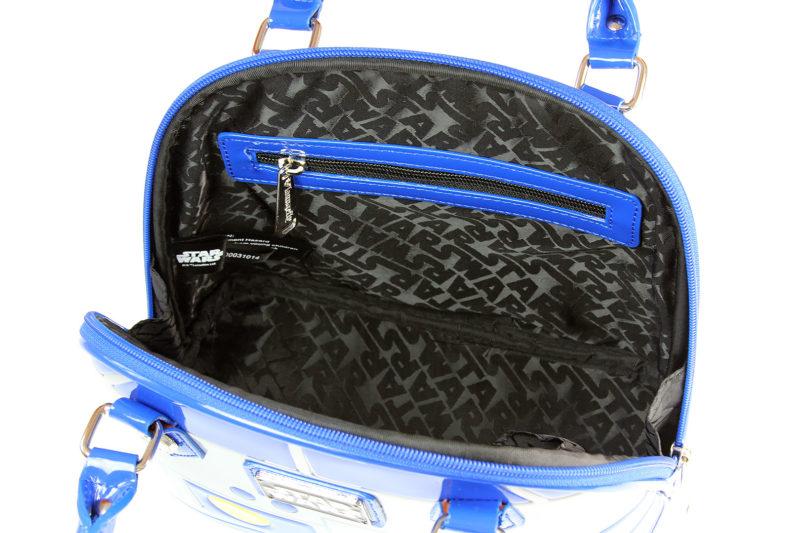 Loungefly - R2-D2 handbag (interior)