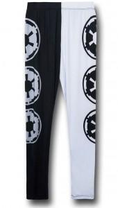 SuperHeroStuff - Two Tone Empire leggings