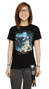New Classic tee at Thinkgeek