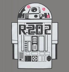 New R2 tee at Thinkgeek
