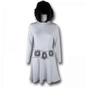 SuperHeroStuff - Princess Leia skater dress (front)