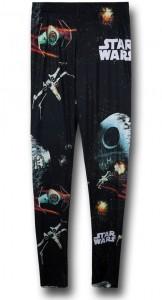 SuperHeroStuff - Ship Battle leggings