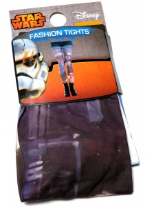 Primark - ladies Star Wars fashion tights