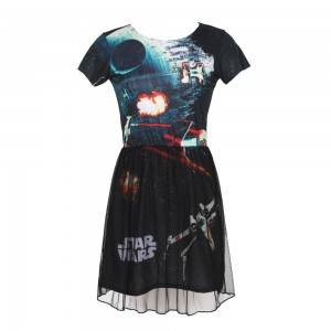 Star Wars tulle dresses