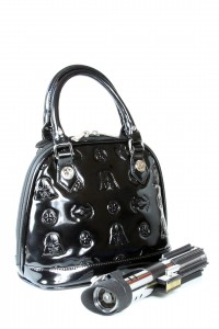 Loungefly - mini Darth Vader dome bag (with lightsaber)