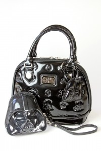 Loungefly - mini Darth Vader dome bag (with 3d coin clutch)