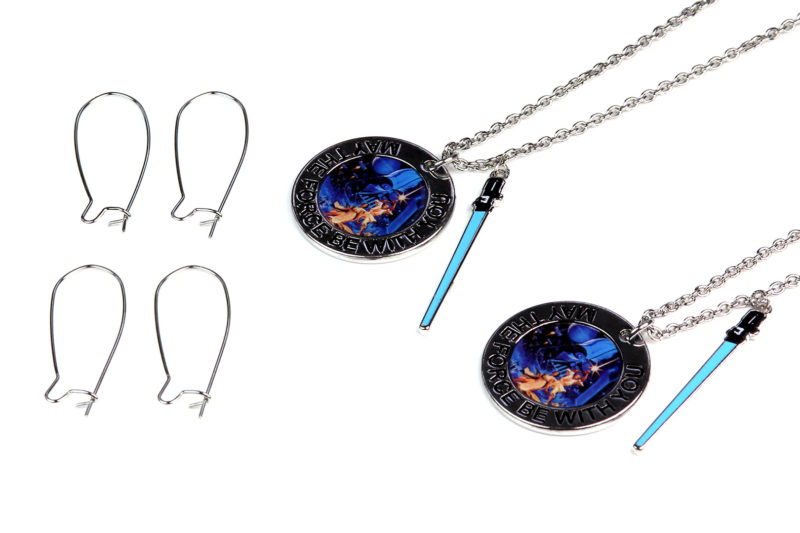 Loungefly - MTFBWY necklaces with earring loops