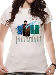 Urban Species - women's Jedi Knight tee