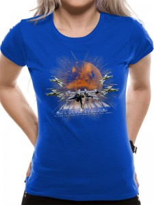Urban Species - women's Star Wars tee