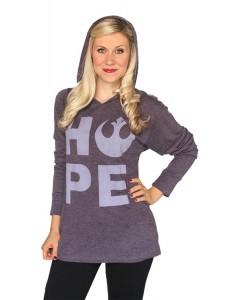 Her Universe - Rebel Alliance Hope long sleeved top