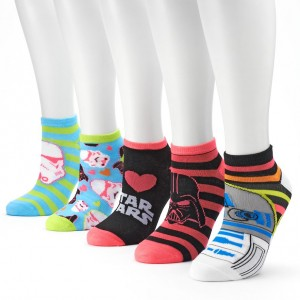 Another 5-pack of women's socks