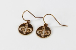 Her Universe - Naboo symbol earrings