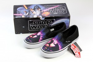 Review – Vans Star Wars shoes