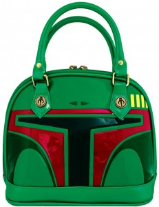 Boba Fett dome purse is here!