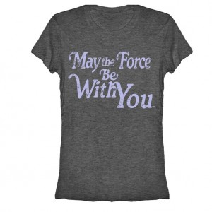 Fifth Sun - With You Juniors Graphic T-Shirt