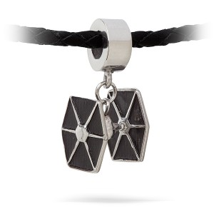 TIE Fighter charm bead available