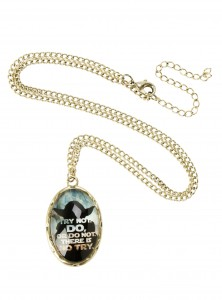 New necklaces at Hot Topic