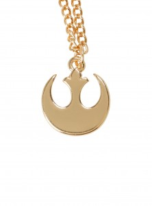 Hot Topic - Rebel Alliance necklace