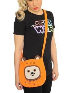 Her Universe - Ewok crochet purse