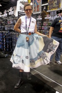 Celebration Anaheim - Battle of Hoth outfit