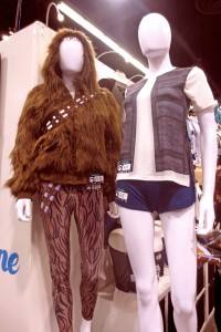 We Love Fine - I Am Chewbacca jacket and leggings