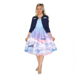 Her Universe - X-Wing cardigan and Cloud City dress