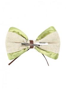 Yoda accessory bow at Hot Topic