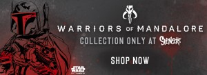Spencers - Warriors of Mandalore collection
