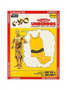 Hot Topic - women's C-3PO Underoos
