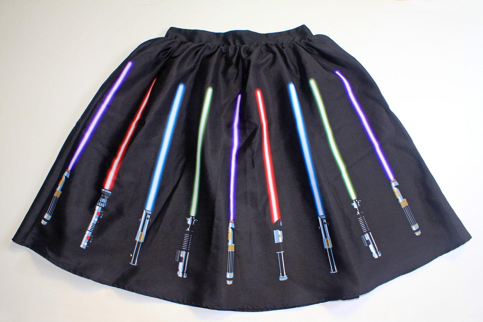 Review – Lightsaber skirt