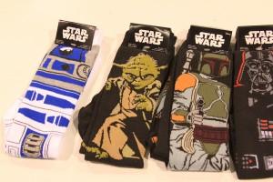 Celebration Anaheim - HYP women's Star Wars socks