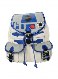 Hot Topic - R2-D2 slouch backpack