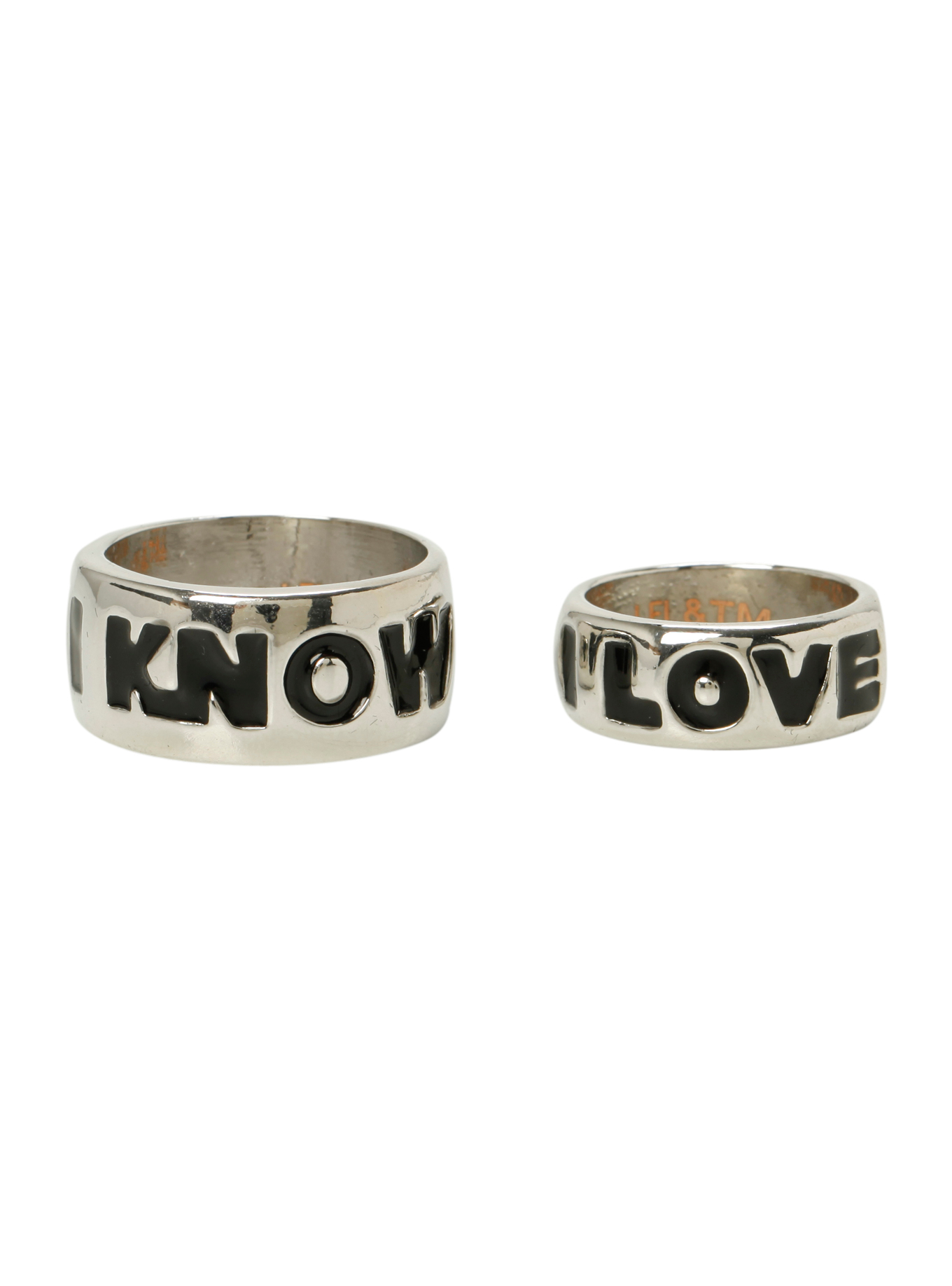 Couple Rings Hot Topic
