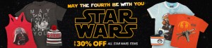 Stylin Online - May the Fourth sale