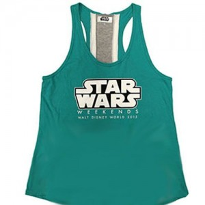 Disney - Star Wars Weekends women's tank top