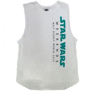 Disney - Star Wars Weekends women's sleeveless shirt