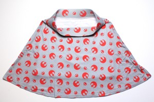Review – Red Rebel circle skirt