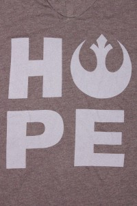 Review – HOPE hooded top