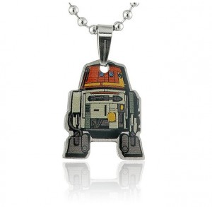 Amazon - Rebels Chopper necklace