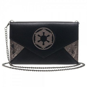 Bioworld - Galactic Empire envelope wallet with shoulder chain