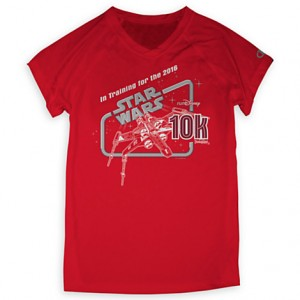 Disney Store - women's 10k t-shirt