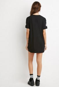 Longline tee at Forever 21