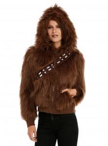 Hot Topic - Chewbacca jacket