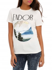 Hot Topic - women's Endor t-shirt