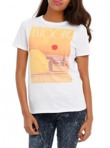 Hot Topic - women's Tatooine t-shirt